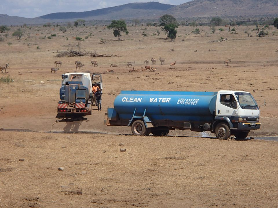 Water is Life Truck